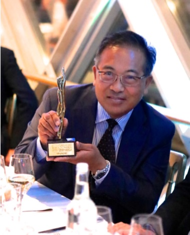 Dr Alinsod 2018 Award