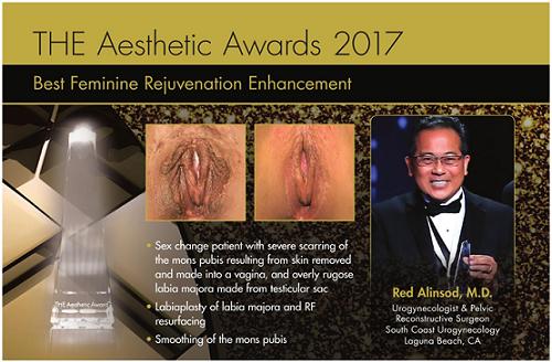 aesthetic award1